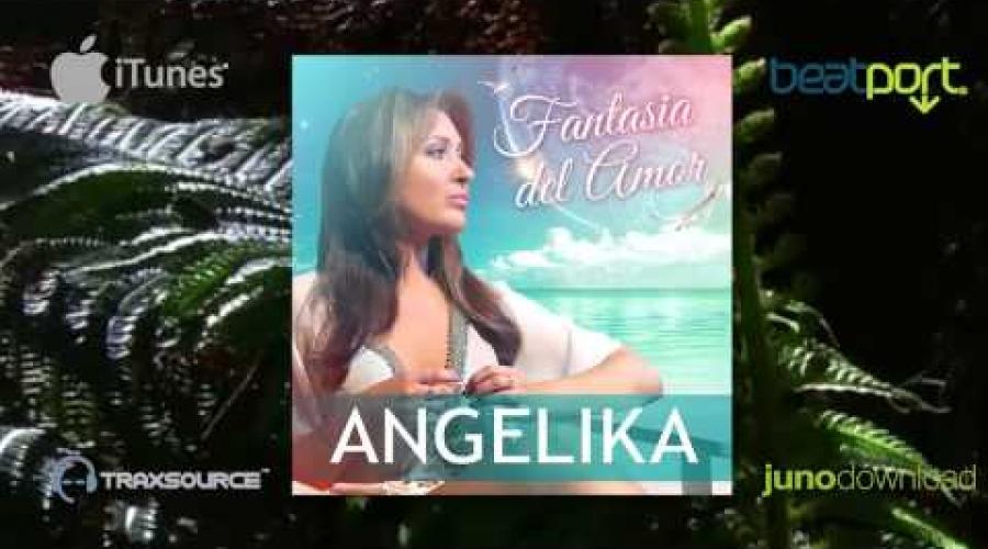 ANGELIKA YUTT - Fantasia del Amor (Original Mix) [Millennium Opera]