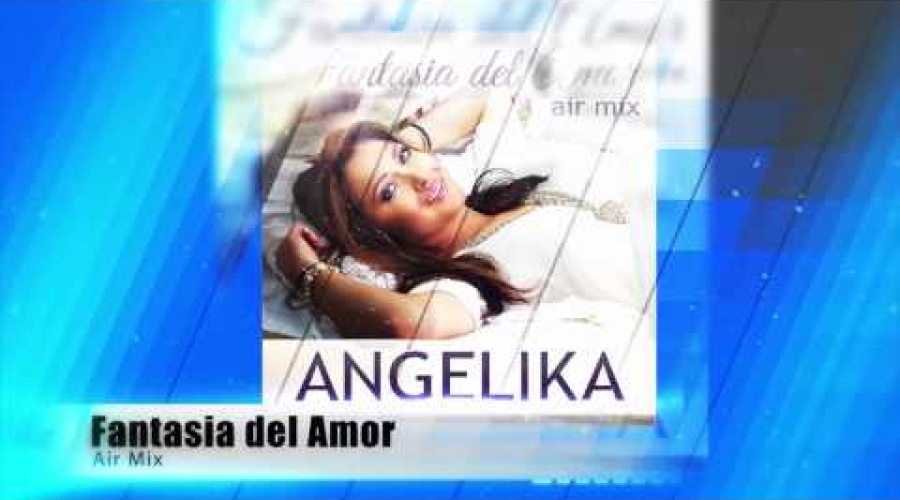 ANGELIKA YUTT - Fantasia del Amor (Air Mix) Official Teaser